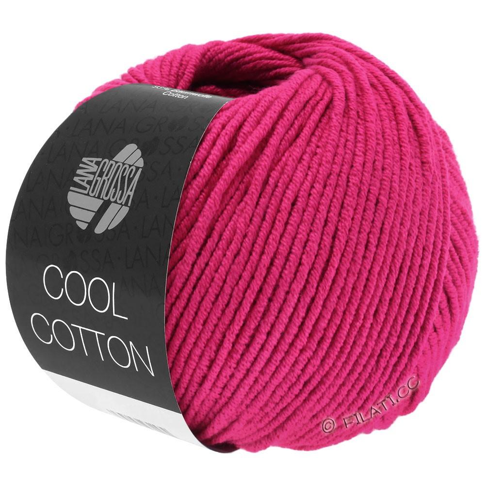 Lana Grossa COOL COTTON   06-felroze