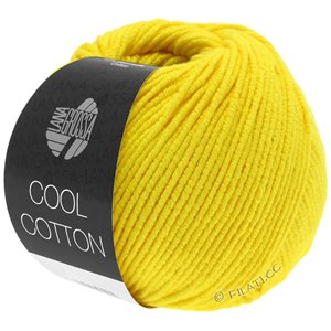 Lana Grossa COOL COTTON | 10-geel