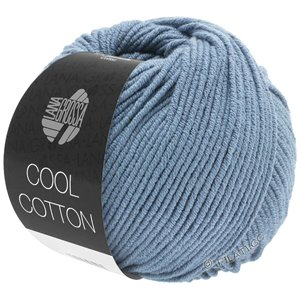 Lana Grossa COOL COTTON | 17-duifblauw