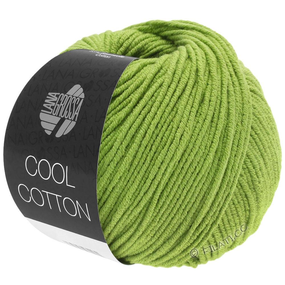 Lana Grossa COOL COTTON   19-licht groen