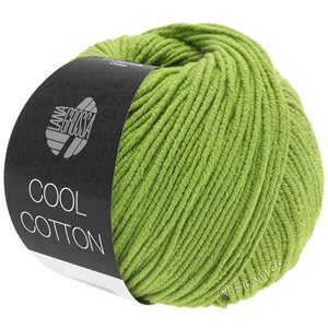 Lana Grossa COOL COTTON | 19-licht groen