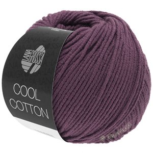 Lana Grossa COOL COTTON | 28-aubergine
