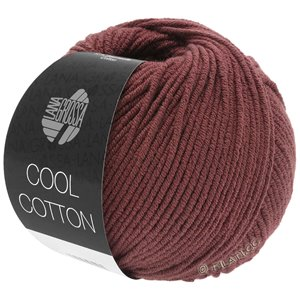 Lana Grossa COOL COTTON | 29-bourgondisch