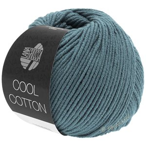Lana Grossa COOL COTTON | 31-rook blauw
