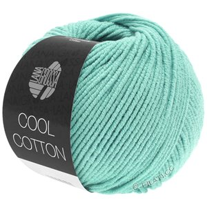 Lana Grossa COOL COTTON | 32-pastelturkoois