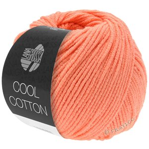 Lana Grossa COOL COTTON | 33-mandarijntje