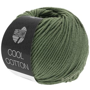 Lana Grossa COOL COTTON | 36-oleander groen