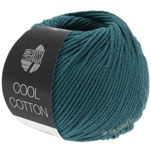 Lana Grossa COOL COTTON | 37-donker petrol