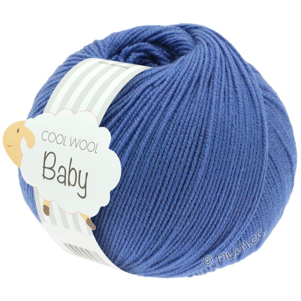 Lana Grossa COOL WOOL Baby | 209-blauw
