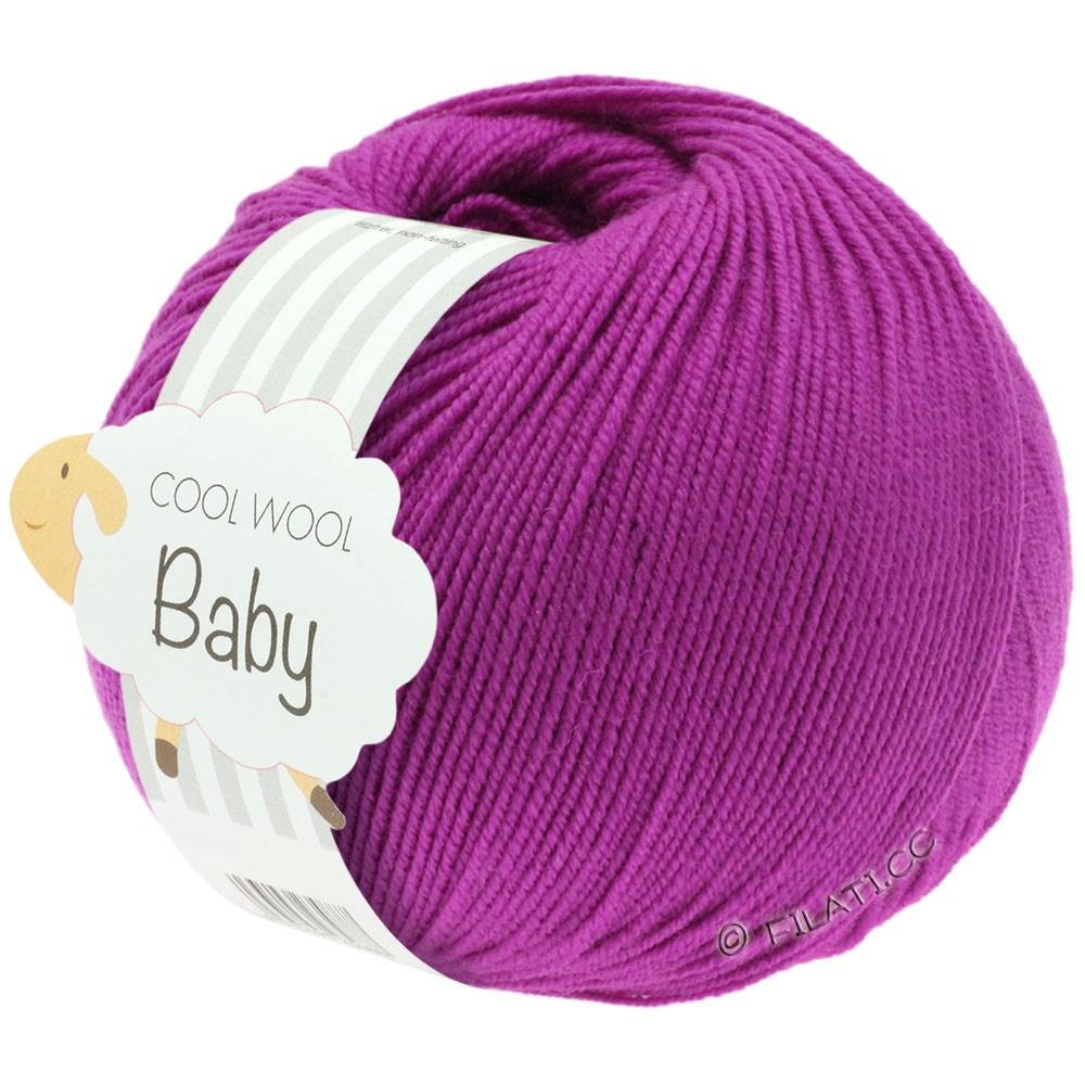 Lana Grossa COOL WOOL Baby | 236-cyclaam