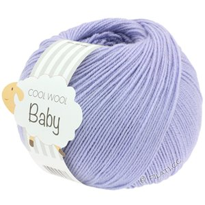 Lana Grossa COOL WOOL Baby 50g | 285-paars