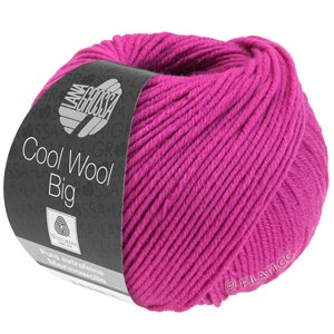 Lana Grossa COOL WOOL Big  Uni/Melange | 0690-cyclaam