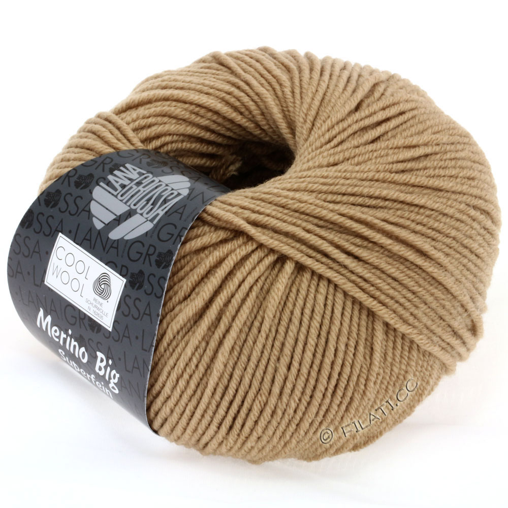 lana grossa cool wool big uni melange print cool wool big uni melange print van lana grossa. Black Bedroom Furniture Sets. Home Design Ideas