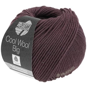 Lana Grossa COOL WOOL Big  Uni/Melange | 0964-kastanje