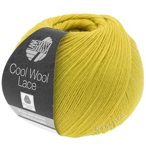 Lana Grossa COOL WOOL Lace | 08-mosterd
