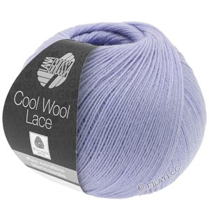 Lana Grossa COOL WOOL Lace | 17-paars