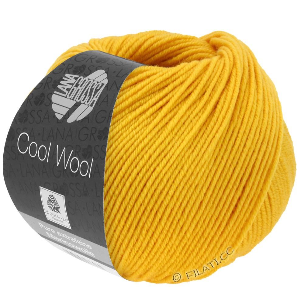 Lana Grossa COOL WOOL   Uni/Melange/Neon | 2005-goudgeel