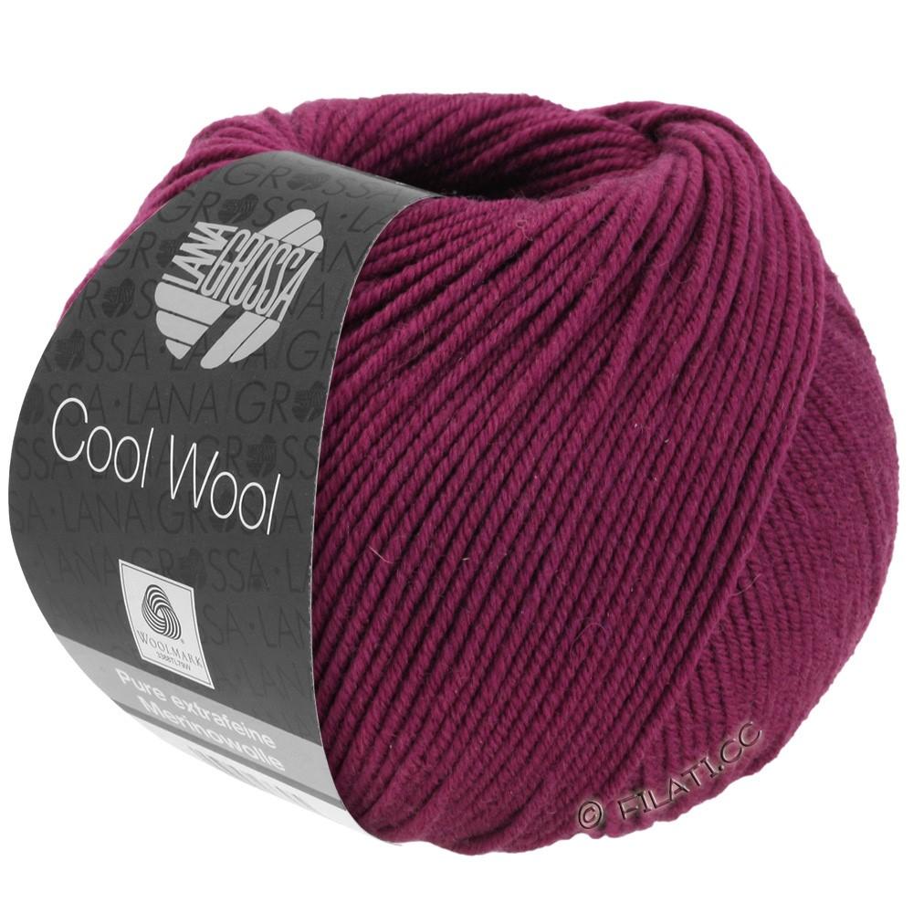Lana Grossa COOL WOOL   Uni/Melange/Neon | 2012-bordeaux