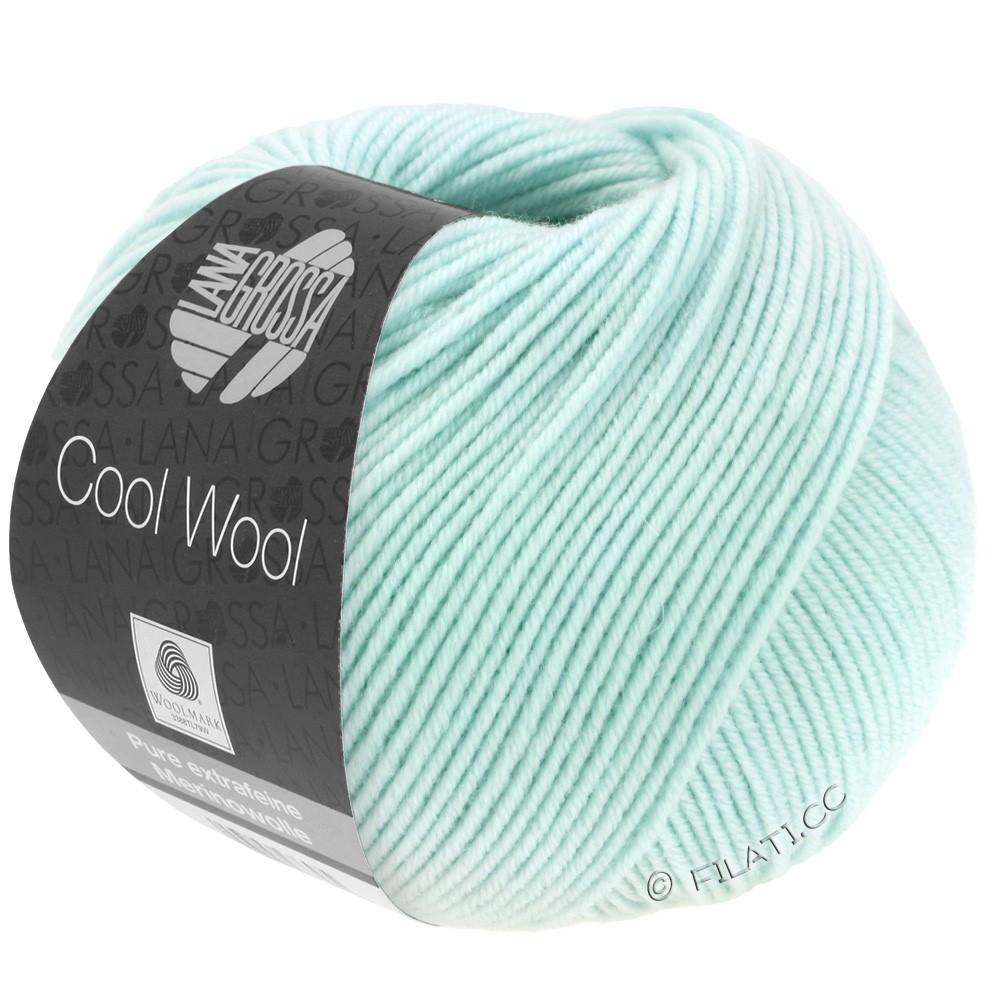 Lana Grossa COOL WOOL   Uni/Melange/Neon | 2030-lichtturkoois