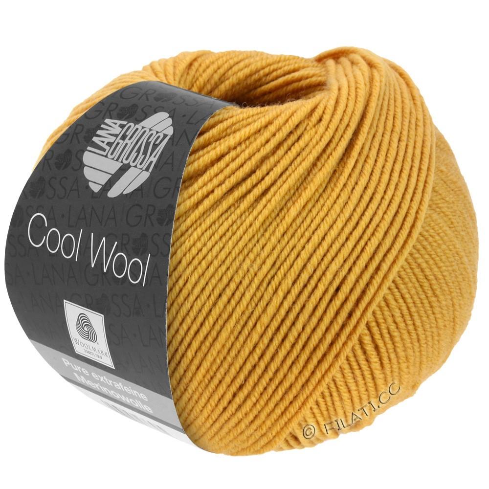 Lana Grossa COOL WOOL   Uni/Melange/Neon | 2035-honinggeel