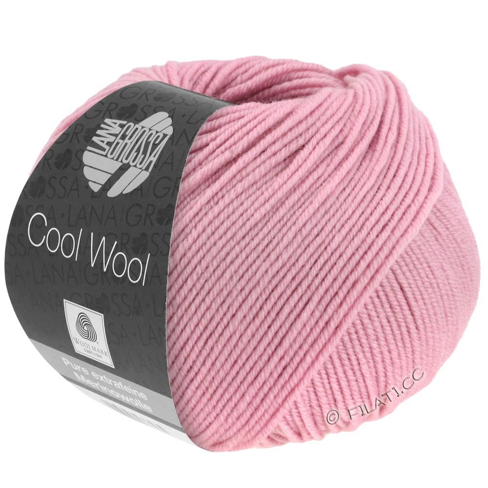 Lana Grossa COOL WOOL   Uni/Melange/Neon | 2045-oudroze