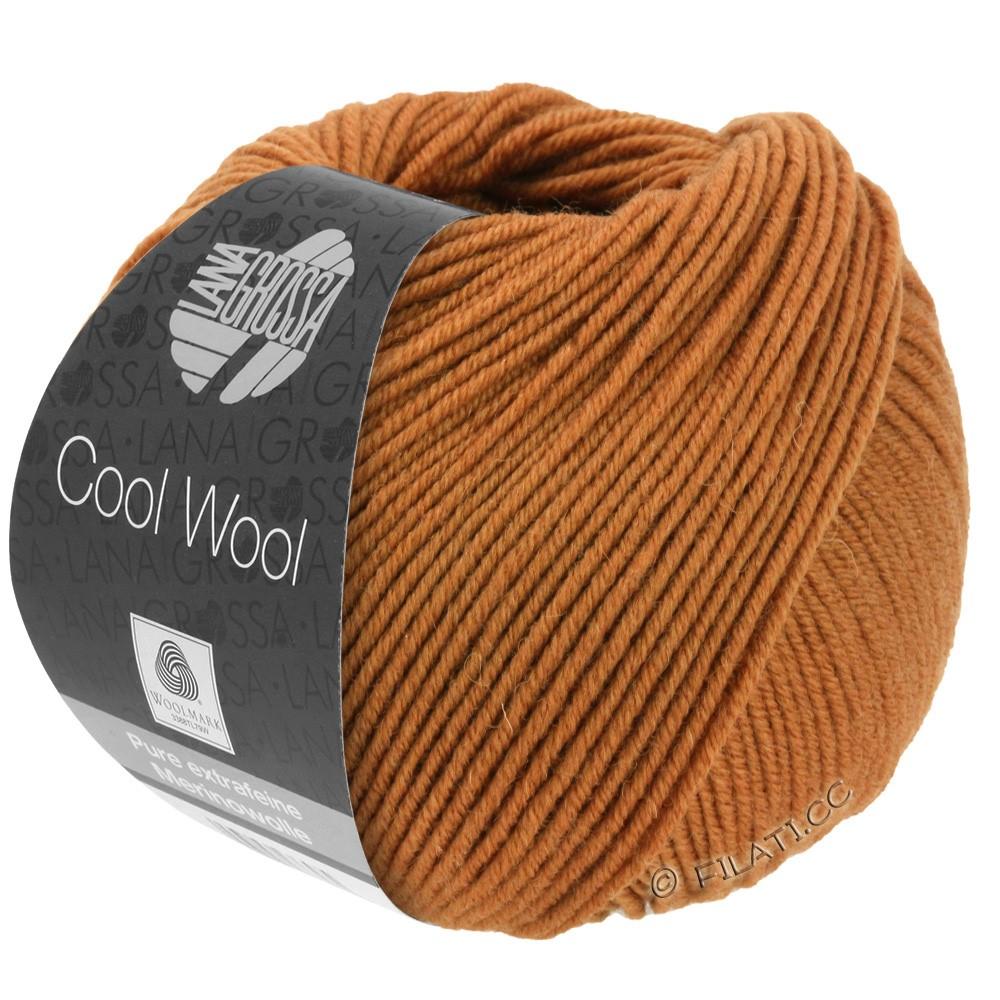 Lana Grossa COOL WOOL   Uni/Melange/Neon | 2054-karamel
