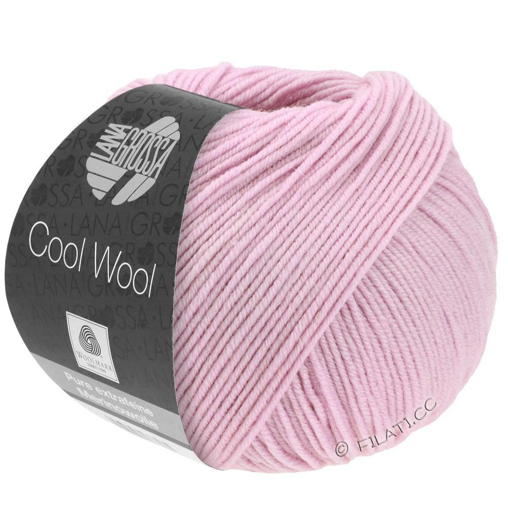 Lana Grossa COOL WOOL   Uni/Melange/Neon | 0580-sering roze