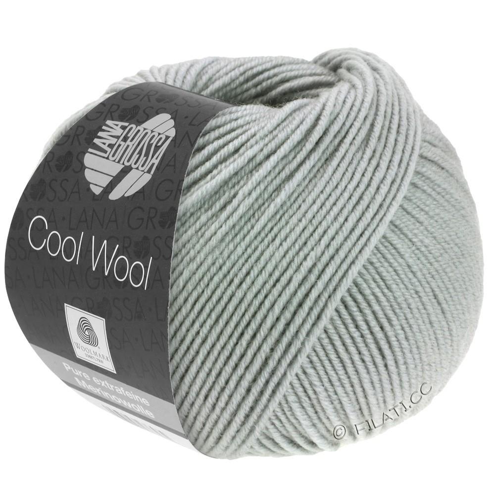 Lana Grossa COOL WOOL   Uni/Melange/Neon | 0589-steengrijs