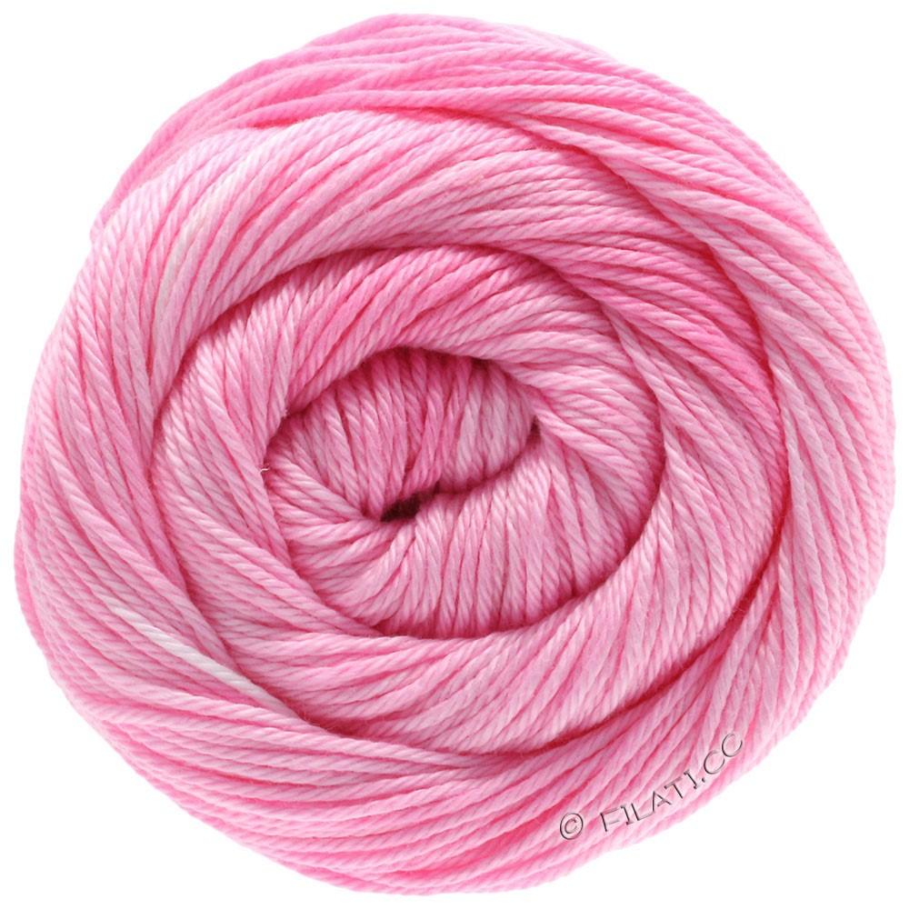 Lana Grossa COTONE Degradé | 202-rosé/anjer