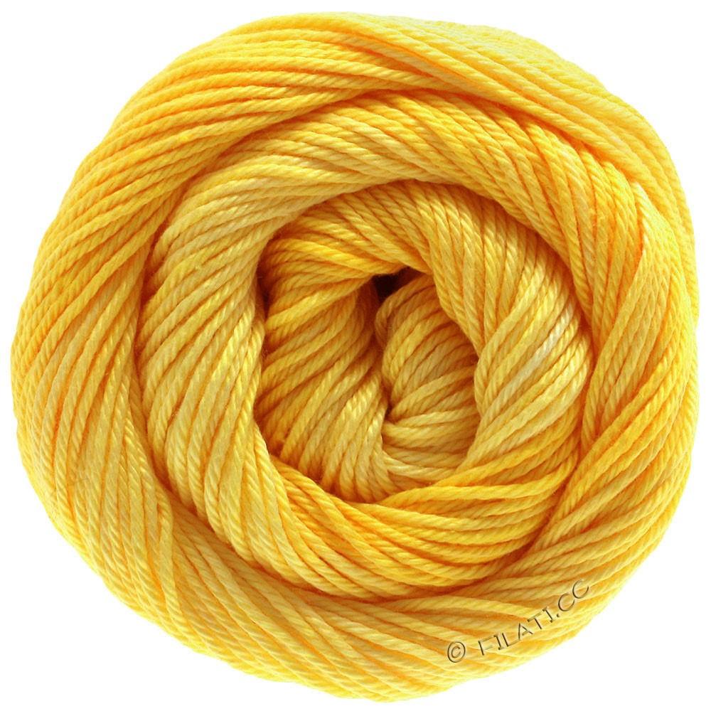 Lana Grossa COTONE Degradé | 210-geel/zonnegeel