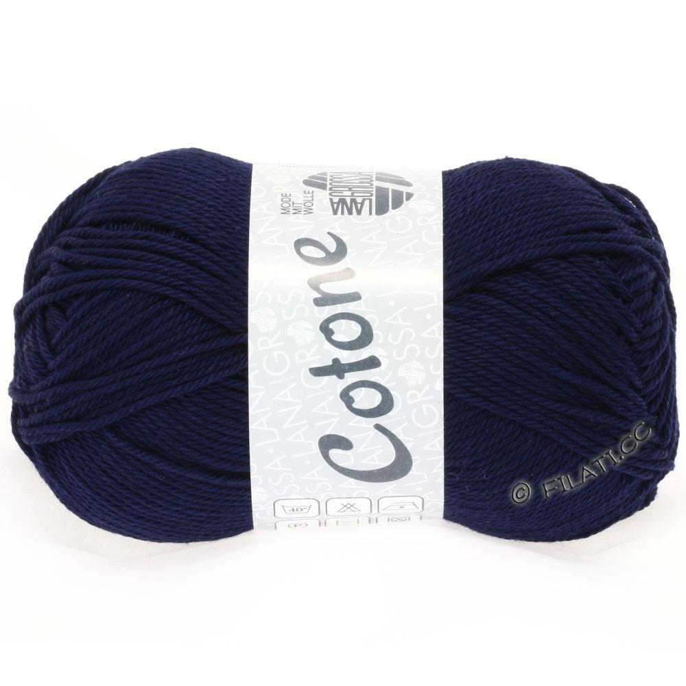 Lana Grossa COTONE | 20-nacht blauw
