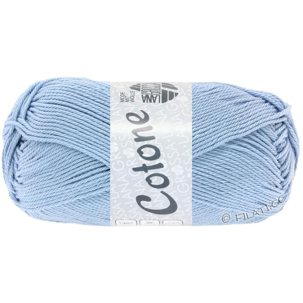 Lana Grossa COTONE | 33-licht blauw