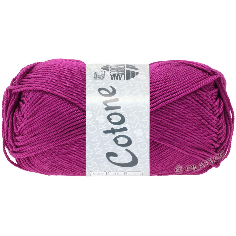 Lana Grossa COTONE | 42-cyclaam