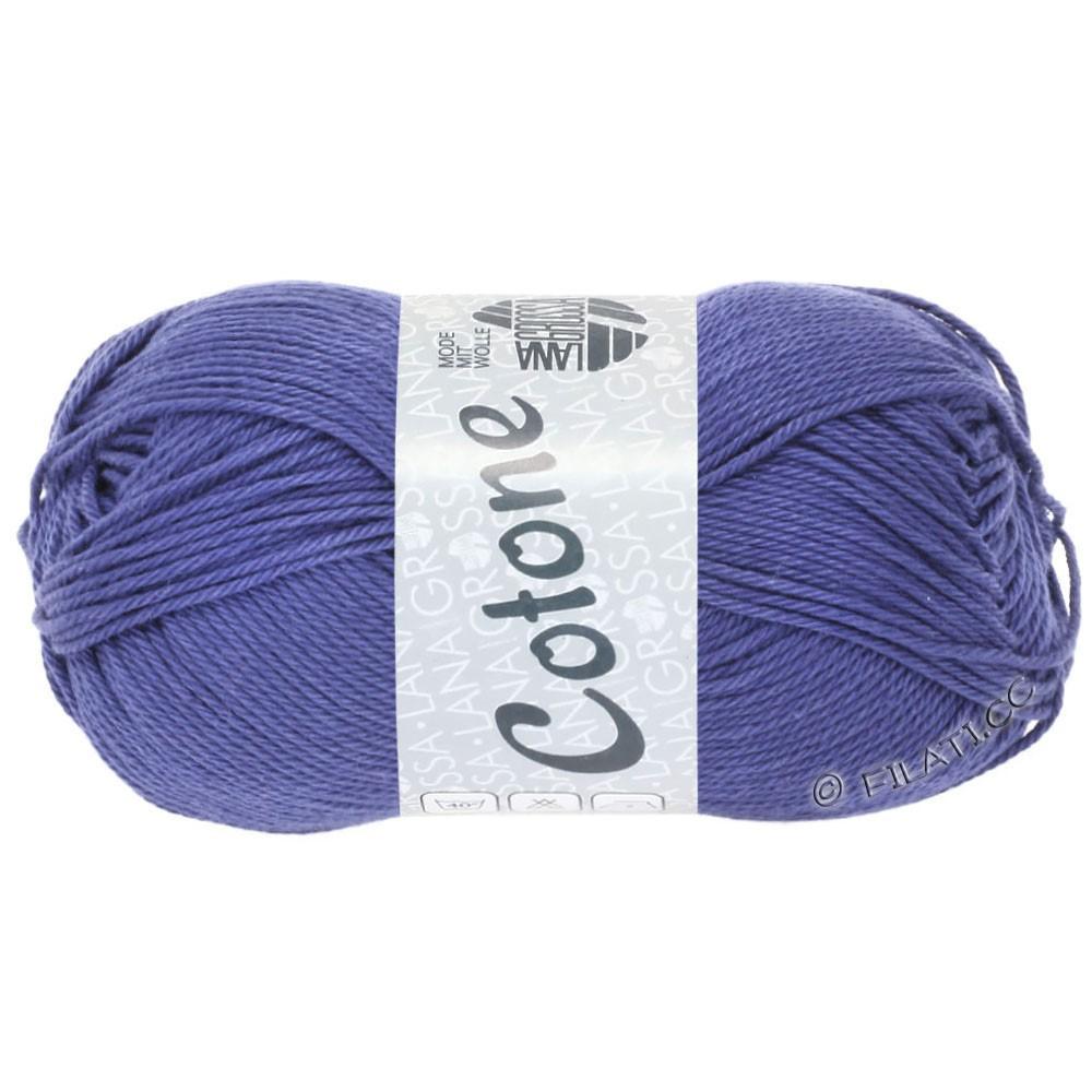 Lana Grossa COTONE | 62-shiner blauw
