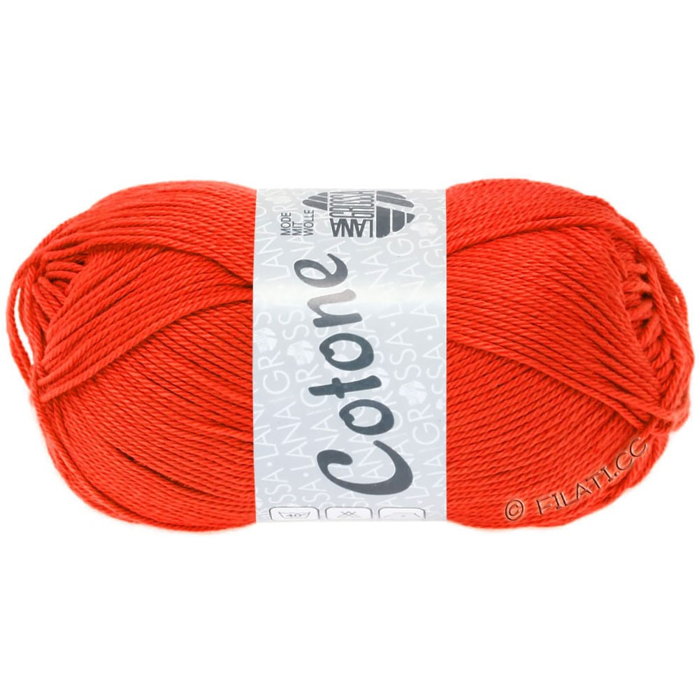 Lana Grossa COTONE | 65-koraal