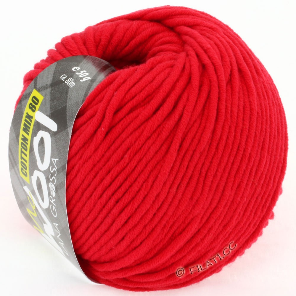 Lana Grossa COTTON MIX 80 (McWool) | 503-rood