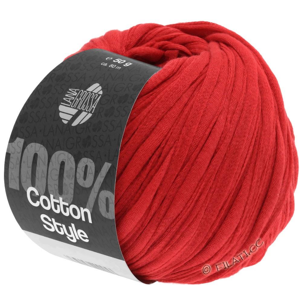 Lana Grossa COTTON STYLE   17-rood