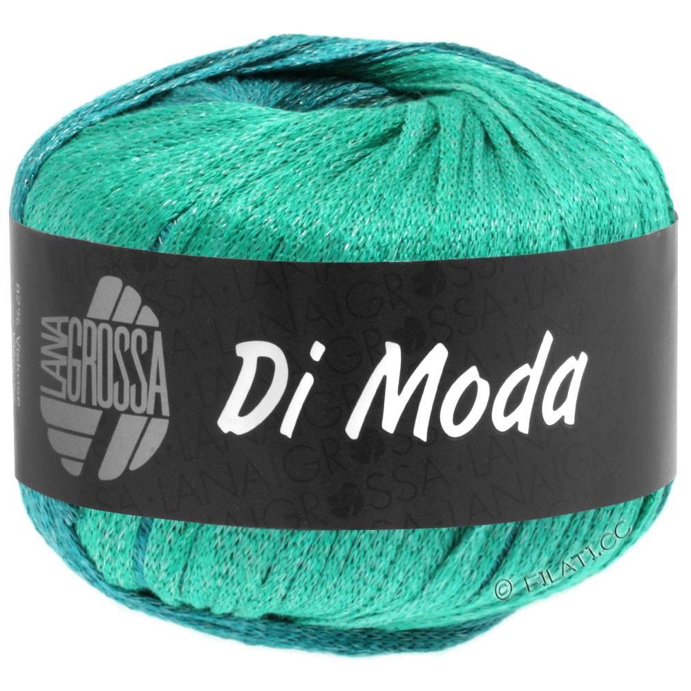 Lana Grossa DI MODA   04-licht blauw/munt/turkoois/aqua