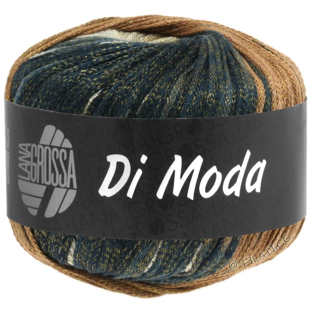 Lana Grossa DI MODA   06-beige/kameel/grijs bruin/nacht blauw
