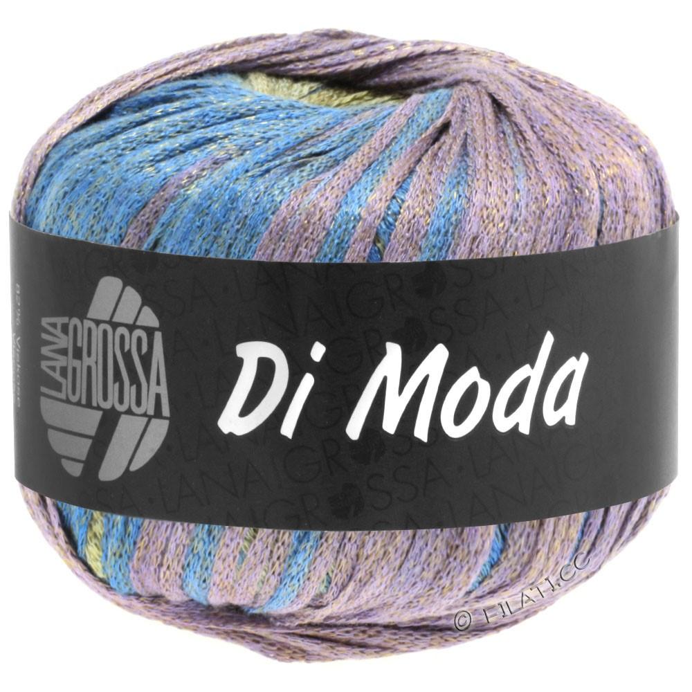 Lana Grossa DI MODA | 09-beige/sering/blauw/nacht blauw