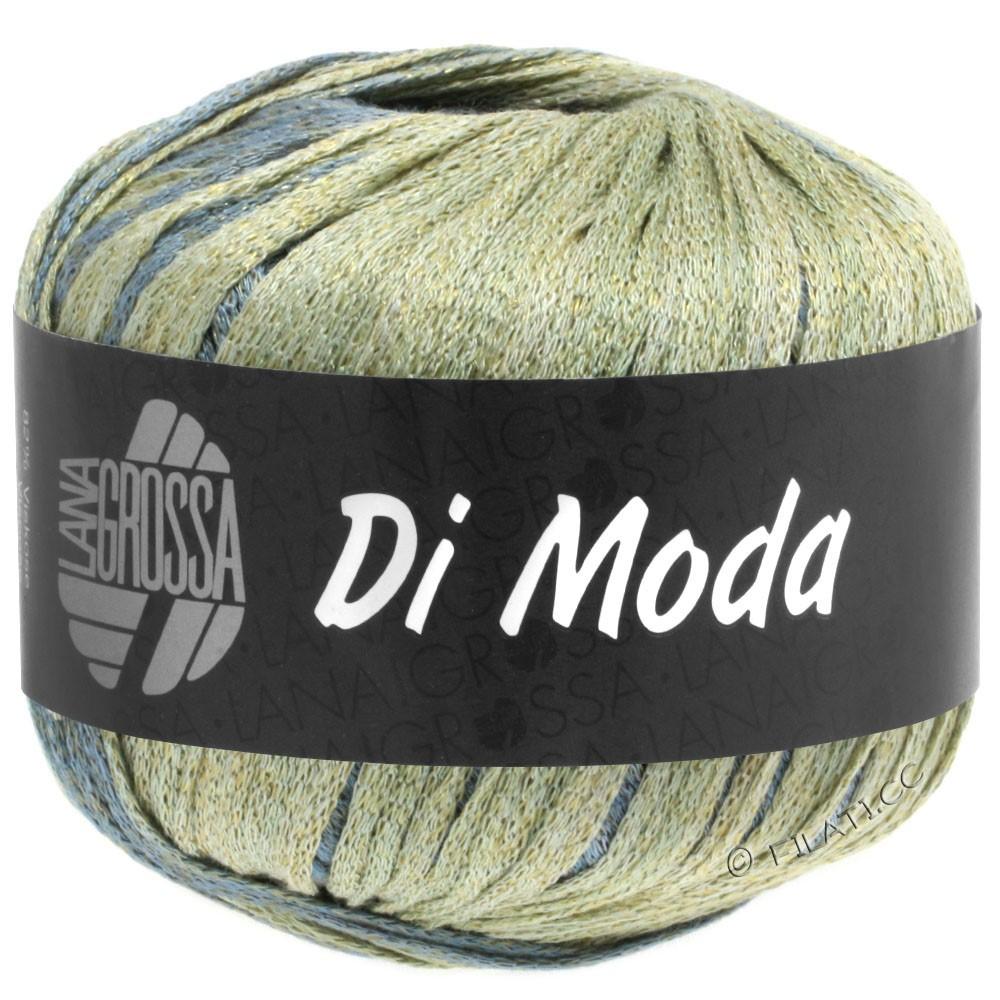 Lana Grossa DI MODA   11-goudgrijs/donker grijs/antraciet/zwartblauw