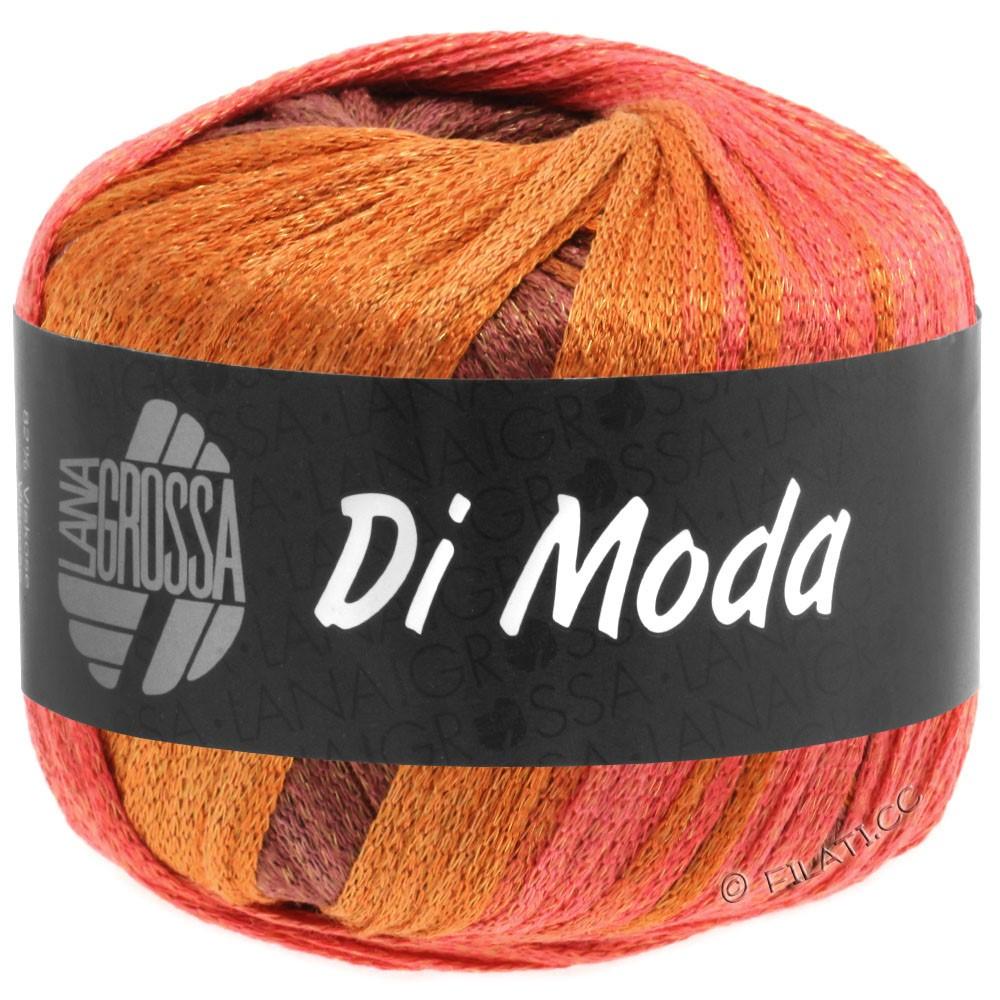 Lana Grossa DI MODA   16-kaneel/rood/oranjebruin/baksteenrood