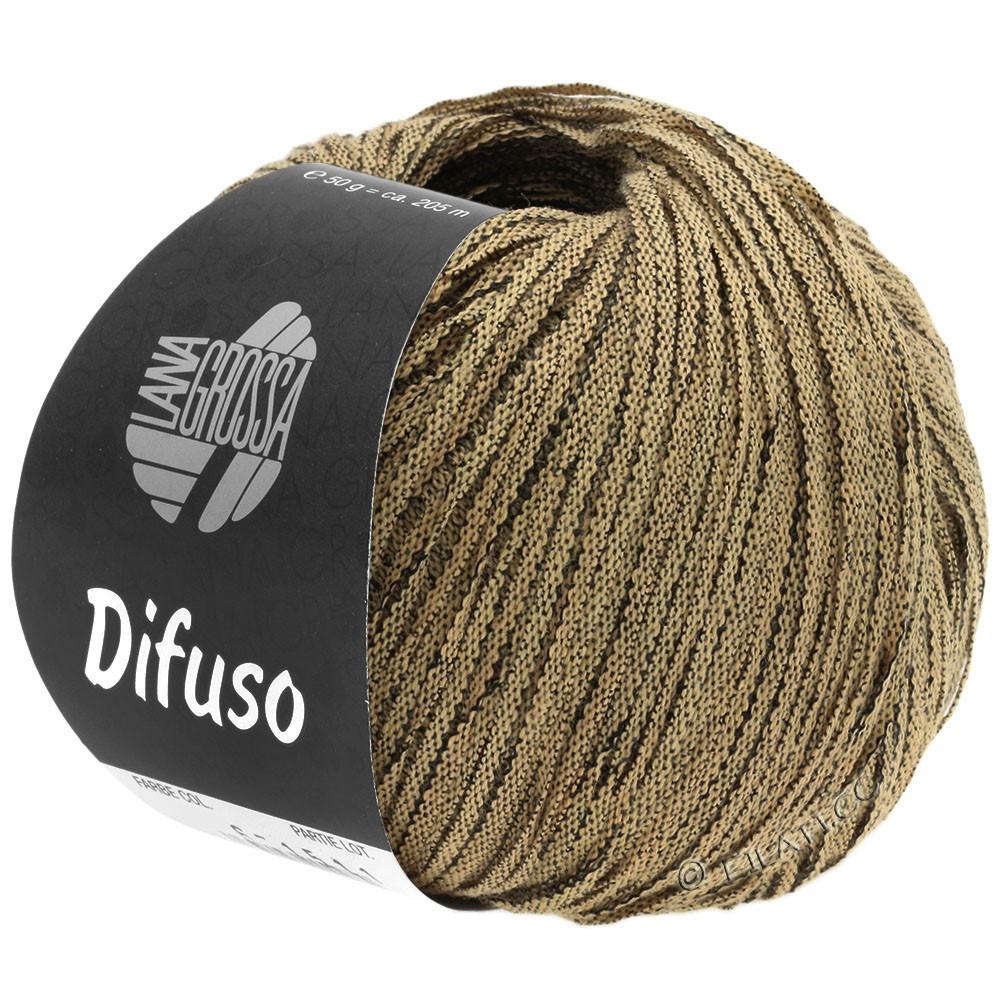 Lana Grossa DIFUSO | 08-zand/zwart