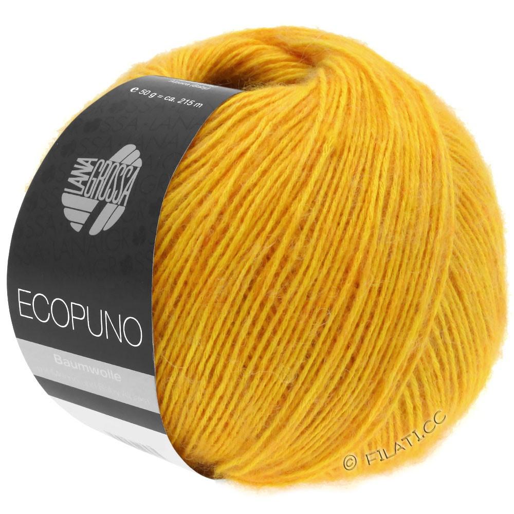 Lana Grossa ECOPUNO | 04-geel