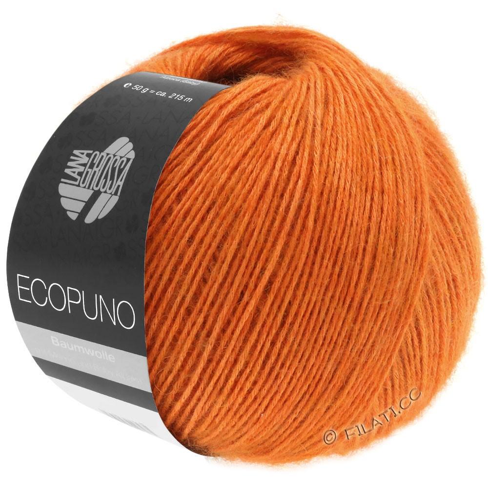Lana Grossa ECOPUNO | 05-jaffa oranje