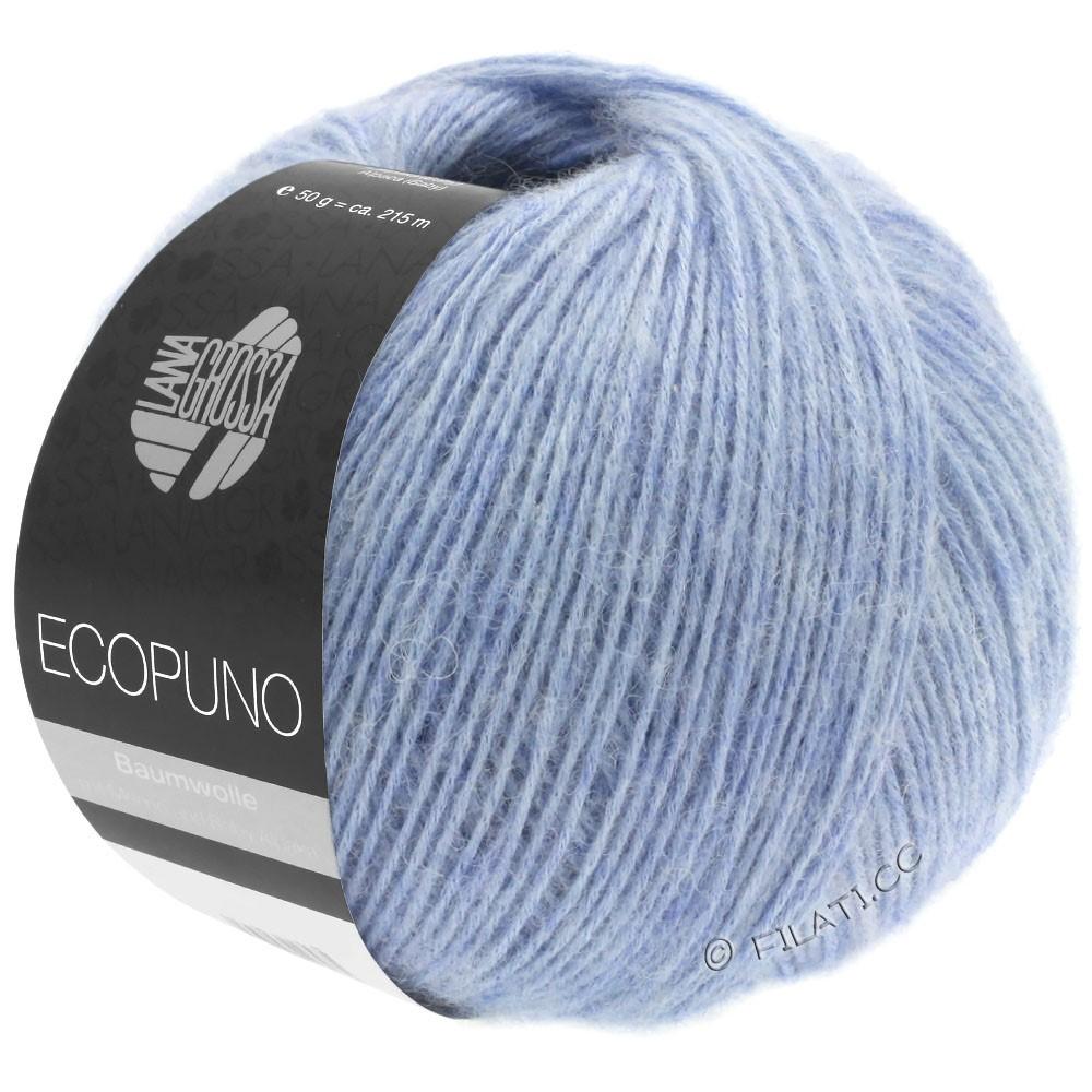 Lana Grossa ECOPUNO | 13-licht blauw