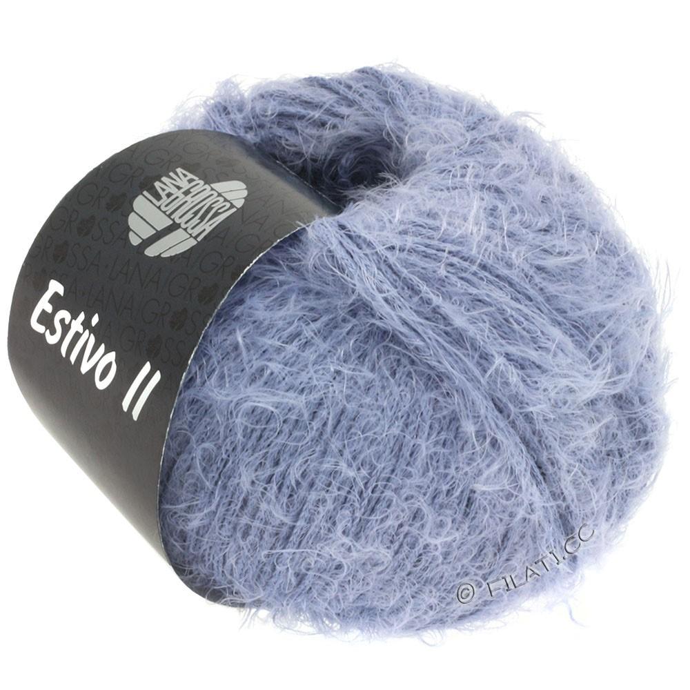 Lana Grossa ESTIVO II   24-shiner blauw