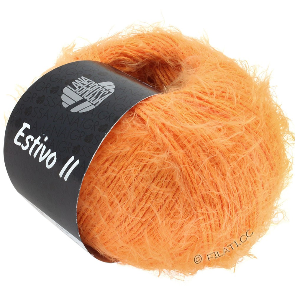 Lana Grossa ESTIVO II   29-oranje