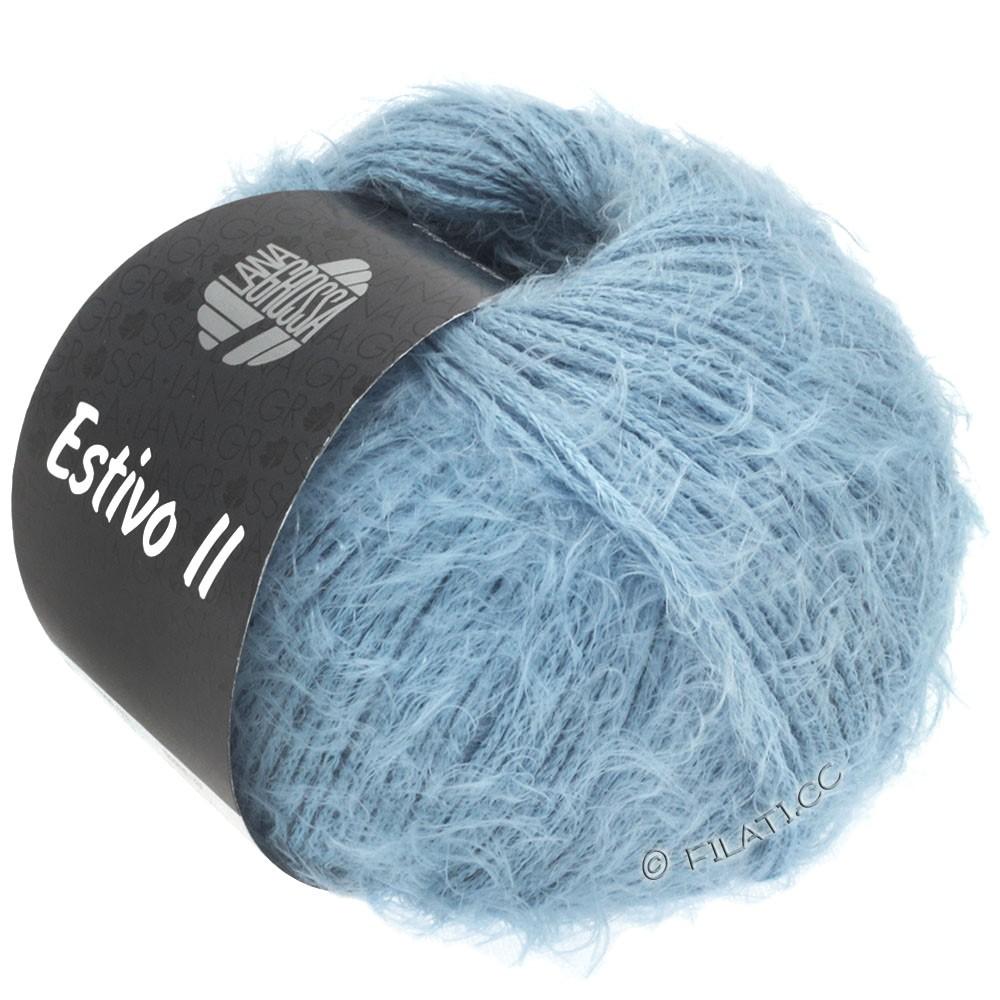 Lana Grossa ESTIVO II   30-grijs blauw