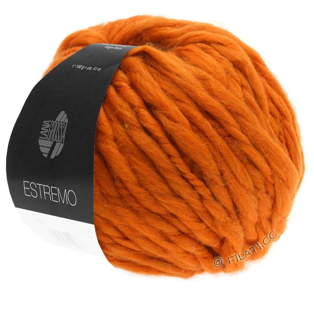 Lana Grossa ESTREMO | 05-terracotta oranje